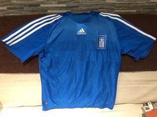 Camiseta original Adidas Grecia