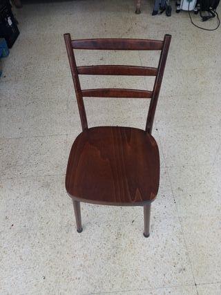 sillas de restaurantes