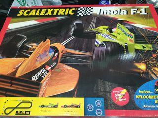 Scalextric F1 nuevo
