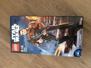 Han Solo Lego Star wars