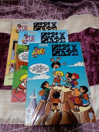 Comics Zipi y Zape