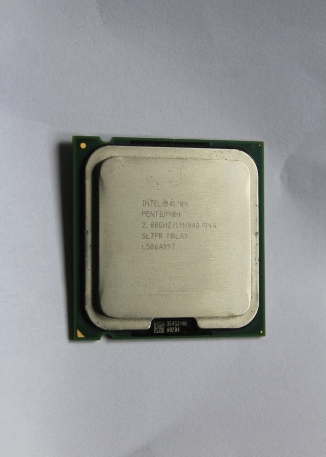 Procesador Intel® Pentium® 4 520 compatible con te