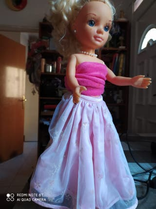 Muñeca Nancy rubia antigua