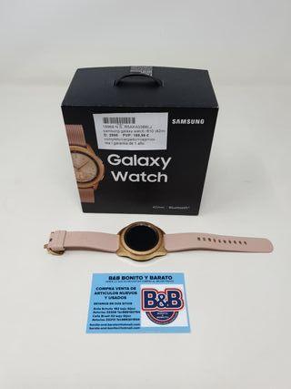 SAMSUNG GALAXY WATCH 42MM (B)