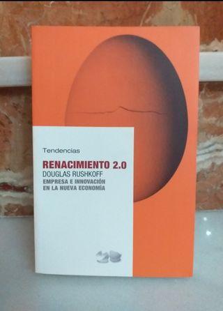 Renacimiento 2.0, de Douglas Rushkoff