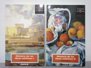 Historia de las Ideas estéticas I y II / V. Bozal