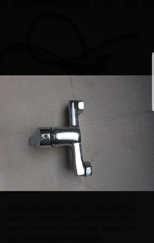 2 kit de ducha nuevos