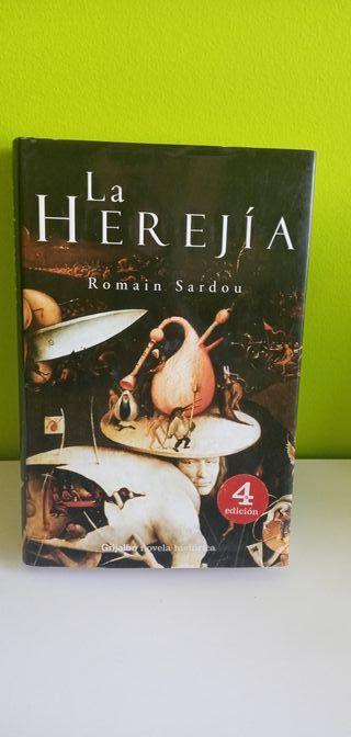 Libro La Herejia