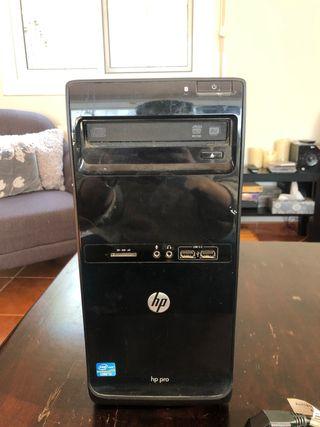 Ordenador HP PRO 3500 series MY Windows 10 pro ofi