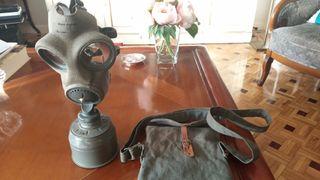 mascara antigás fatra 36 guerra civil bolsa