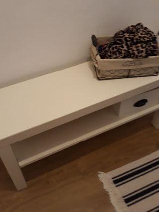 banco blanco Ikea