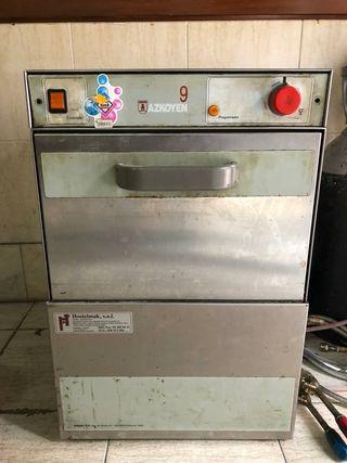 lavavajillas y maquina hielo industrial
