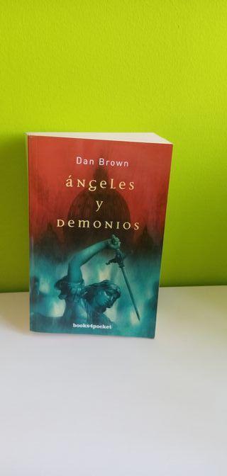 Libro Angeles y demonios