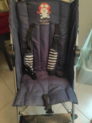 silla paraguas infantil