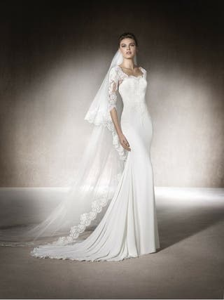 vestido de novia modelo Minerva St Patrick