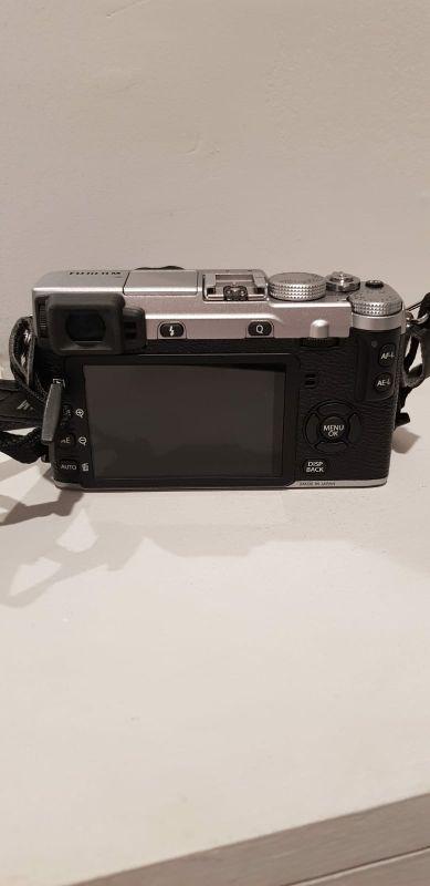 """Cámara Fujifilm X/E2S más objetivo Fujinon 18 55"""""""