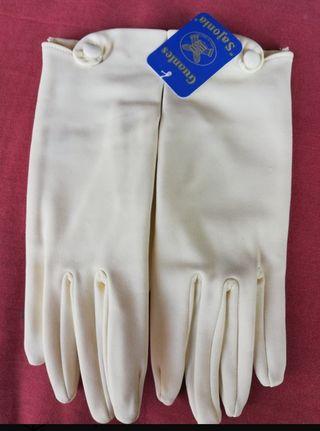 guantes, comunión, boda