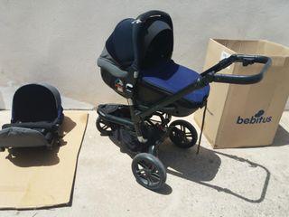 carro de bebé jane trider