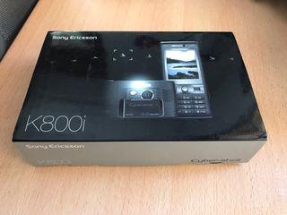 Móvil Sony Ericsson k800i con yoigo
