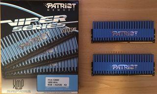 Kit Patriot DDR3 2x2GB