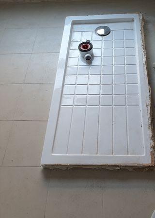 plato de ducha 1,40×70
