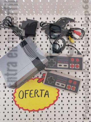 Consola Mini Aniversario 620 Juegos clásicos Nes