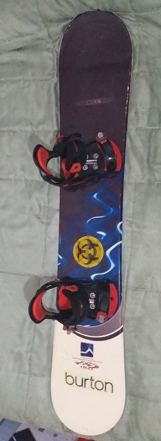 TABLA SNOWBOARD SUJECCIONES COMPLETA SNO