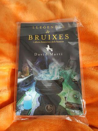 llibre - Llegendes de Bruixes, david Martí