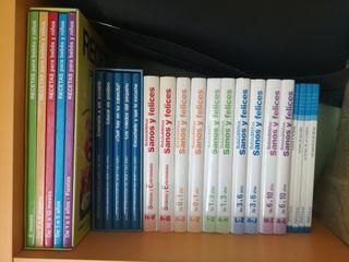 Coleccion cuidados niños y libros de lectura