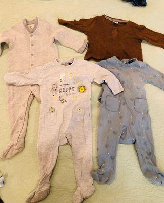 Pack ropa de bebe, 6-9 meses
