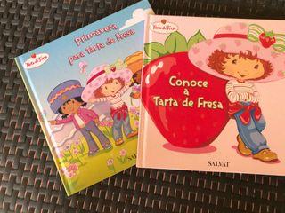 Libros infantiles tarta de fresa