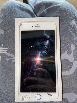 iPhone 6+ (funciona) o para piezas