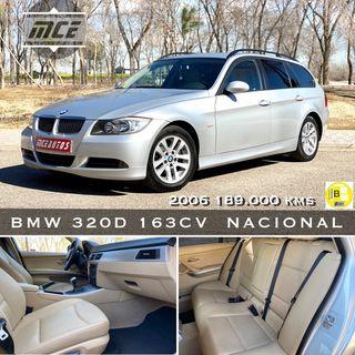 BMW Serie 320 D TOURING 163cv NACIONAL ÚNICO DUEÑO
