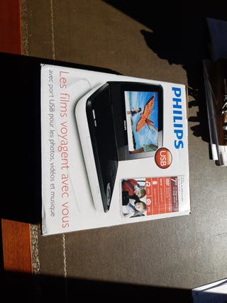Reproductor DVD portátil Philips PD7030/13