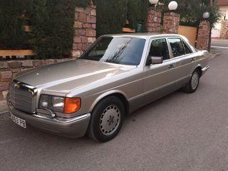 Mercedes-Benz 300 SE 1986