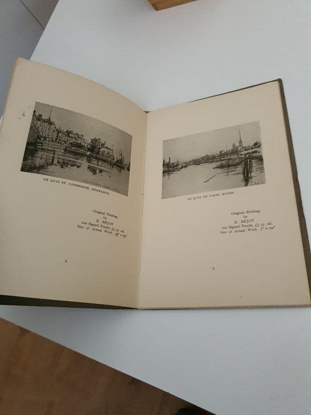 catalogo antiguo galería de arte inglesa 1920