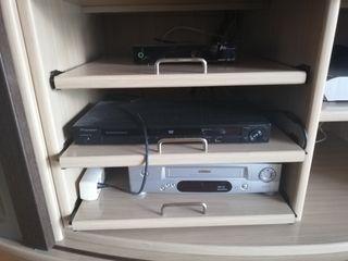 DVD y vídeo VHS