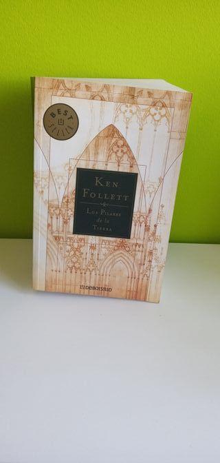 Libro Los pilares de la tierra