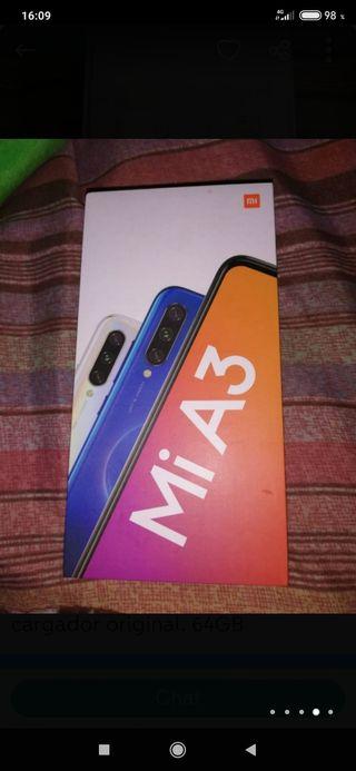 Xiaomi mi a3 blanco perlado