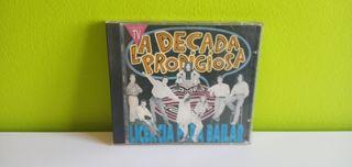 CD Licencia para Bailar - La Decada Prodigiosa