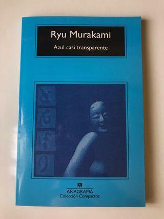 Azul casi transparente, Ryu Murakami