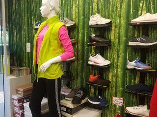 Zapatillas y ropa deportiva