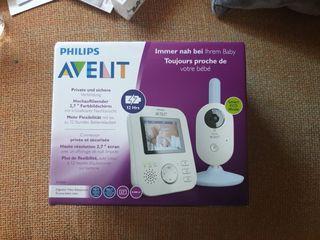 Vigilabebes Philips Avent SCD835