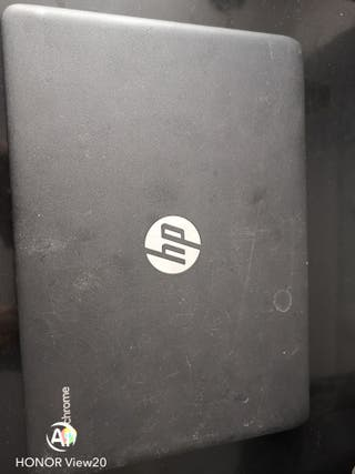 HP chromebook 11 G5 funcionando.