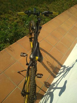 "bicicleta haibike 24"""