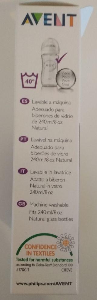 Funda para biberón 240 ml Philips Avent