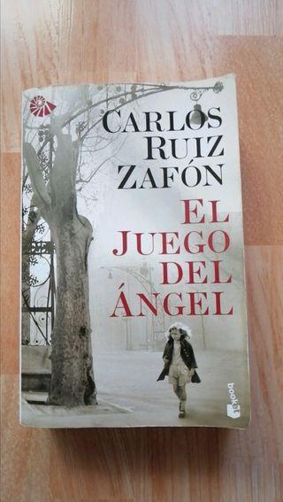Libro El juego del Ángel