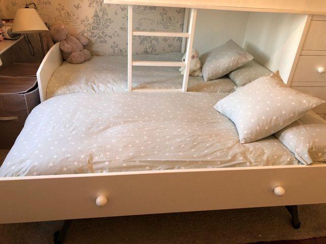 Litera cama-tren