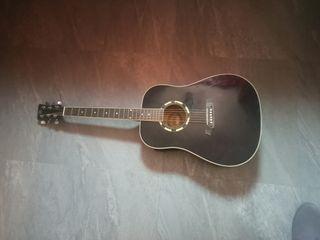 guitarra electroacustica oqan