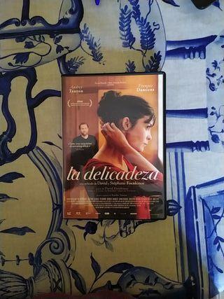 DVD 'La delicadeza'